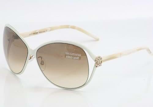 Roberto Cavalli Women's RC500 Round Sunglasses