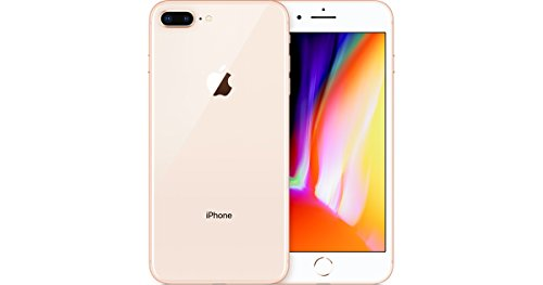 Apple iPhone 8 Plus 5.5″, 64 GB, Fully Unlocked, Gold