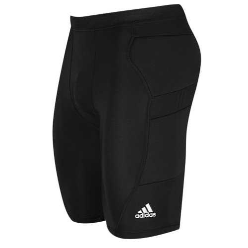 adidas Mens ClimaLite Goalkeeper Tight Under Shorts Large, Black