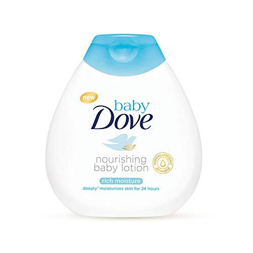 Baby Dove Rich Moisture Nourishing Baby Lotion (200ml)