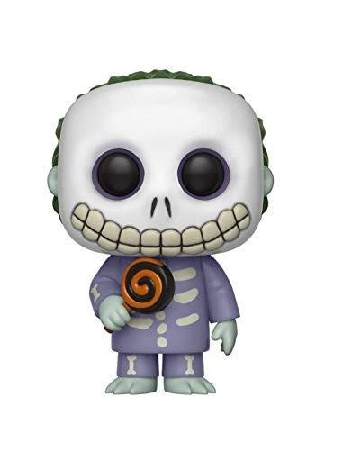 Funko POP! Disney: Nightmare Before Christmas Barrel Collectible Figure, Multicolor -