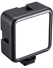 ULANZI VL49 2000mAh LED Video Light w 3 Cold Shoe Mounts Type C Charging Soft Light Panel for DJI OSMO Mobile 3 Pocket Zhiyun Smooth 4 Sony RX100 VIICanon G7X Mark III A6400 6600 GoPro 8 7 6 5 Vlog