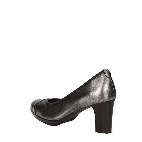 Noir MELLUSO à 40 D5112A Femme Talon Chaussures w7Cq4