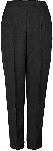 KK Fashion Lines - Pantalón - para mujer negro
