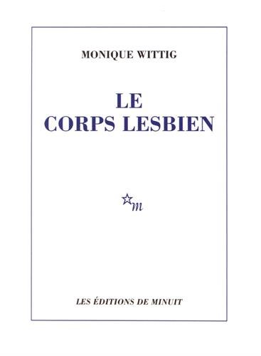 Le Corps Lesbien (French Edition)