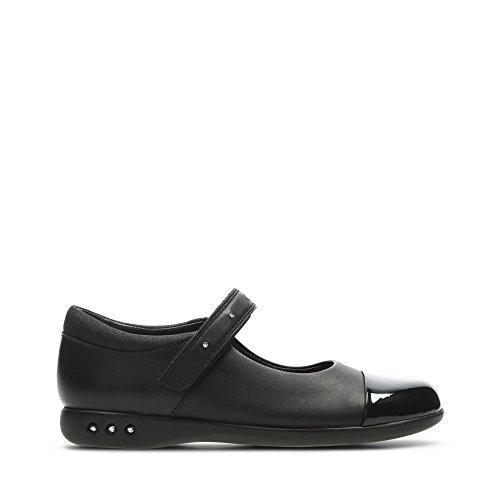 Chaussures Noir Fille Lacets À Pour School De Ville d0wZP7