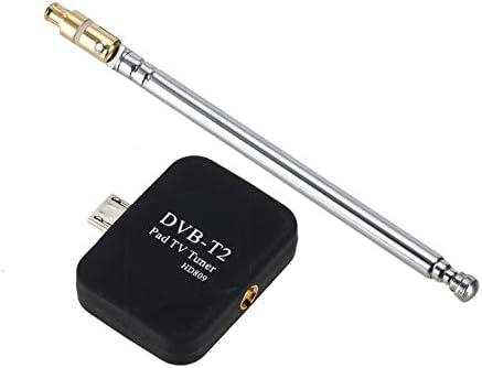 Fanyong DVB-T2 Micro USB del sintonizador de TV Receptor + Antena ...