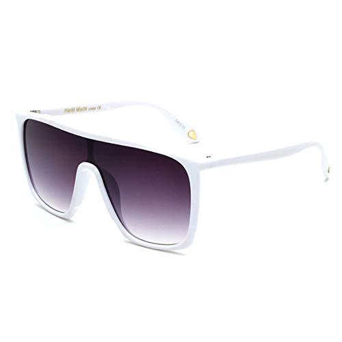 ZXL The Sunglasses Street with Ultra-Light Big Box Twin Sunglasses