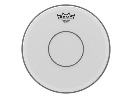 Remo P70112-C2-U Power stroke 77 Coated Snare Drumhead - Top Clear Dot, 12