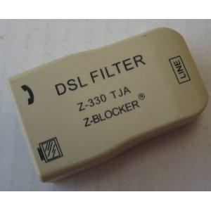 Excelsus Z-330 TJA Z-Blocker Single Line DSL Filter