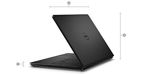 "2017 Dell Inspiron 15.6"" HD Truelife LED-Backlit High Performance Laptop PC, Intel Core i7-7500U 2.7GHz, 8GB DDR4, 512GB SSD, DVD, HDMI, Bluetooth, WIFI, Webcam, Windows 10 Professional"