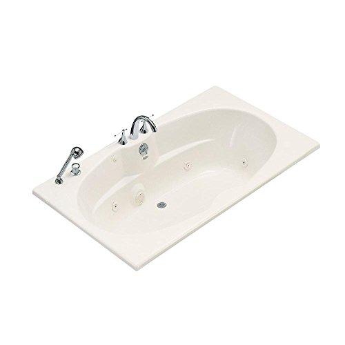 Proflex 7242 Whirlpool - KOHLER K-1131-96 7242 Whirlpool, Biscuit