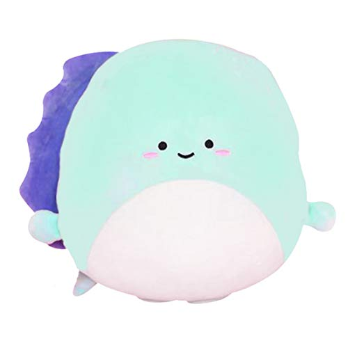 (Soft Moosie Bear Plushie Narwhal Plush Toy Stuffed Animals Pillow 12