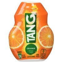 Tang, Liquid Drink Mix, 1.62oz Container (Pack of 2) (Choose Flavor) (Orange) Thank you all with me to entrust to Starworld market stewardship. Best Regard ()