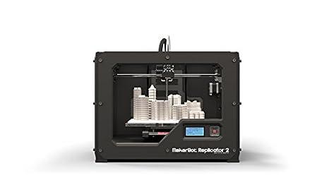 MakerBot Replicator 2 impresora 3d Fabricación de Filamento ...