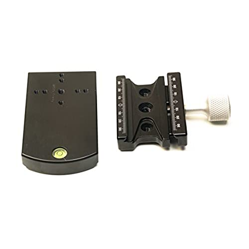 Hot Hejnar Photo Extended Plate With F63 Clamp for 410 Gear Head - Made in U.S.A free shipping