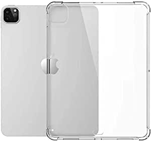 for Apple iPad Pro 11 2020 /Apple iPad Pro 11 2018 Ultra Clear Tough Gel Shockproof Heavy Duty Shockproof Anti-Knock Air Cushion Case Cover