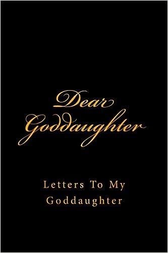letter to goddaughter on baptism