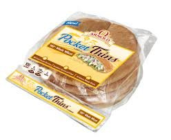 Arnold Bread Premium Whole Grain Pockets (2pk)