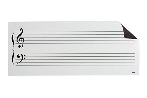 Optima Water - OptiMA Dry Erase Music Staff Magnets (17 1/2
