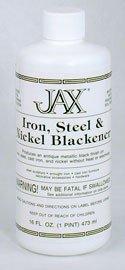 - Jax Metal Finishing Solutions (Pint, Iron - Steel - Nickel)