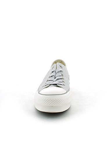 Converse Sneakers 560953C Converse Donna Donna Argento Argento 560953C Sneakers Converse HHqxSrT