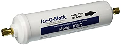 Ice-O-Matic IF18C Inline Water Filtration Cartridge