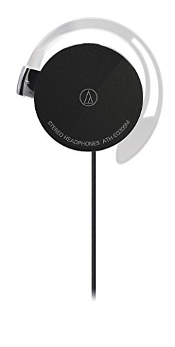 Audio Technica ATH-EQ300M BK Black | Ear-Fit Headphones (Japan Import)