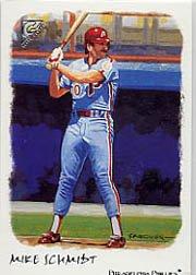 Ret Mint (2002 Topps Gallery Baseball Card #196 Mike Schmidt RET)