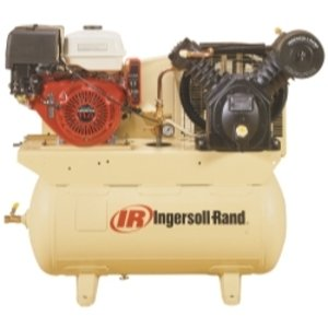 Ingersoll Rand IRTC2475F13GH Two-Stage Gas Powered Air Compressor (Compressor Accessories Stage Two Air)