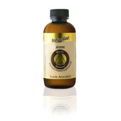 Premium Home Fragrance Oil, Jasmine, 8 Fl Oz / 236 ml, Health Care Stuffs