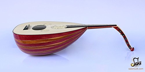 Professional Turkish Oud String Instrument Ud HSO-570 by SALA