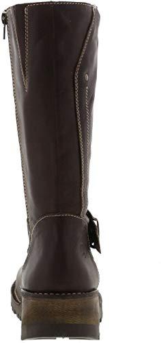 Model Boot Down brown Stitch DANUBE Oxygen nW8fcn