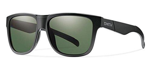 Smith Oversized Sunglasses - Smith Lowdown XL Carbonic Polarized Sunglasses