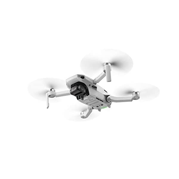 DJI Mavic Mini Drone Leggero e Portatile, Batteria 30 Minuti, Distanza Trasmissione 2 km, Gimbal 3 Assi, 12 MP, Video HD 2.7K 6 spesavip