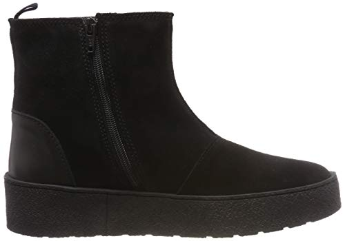 black 101 Alto Johanna Ten Points Collo Sneaker Donna A Schwarz 86xAwqxfO