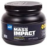 Advocare Mass Impact Multinutrient Amino Acid Supplement (Citrus Flavor)