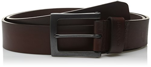 Carhartt Mens Anvil Leather Belt