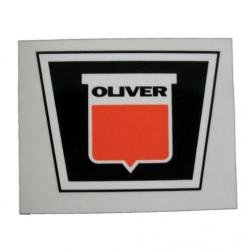 Tractor Decal, Oliver Keystone, 3