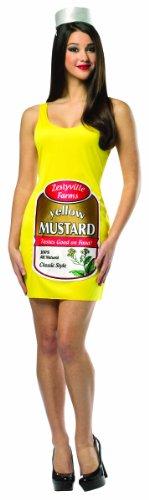 Rasta Imposta Zestyville Mustard Tank Dress, Yellow, Adult 4-10