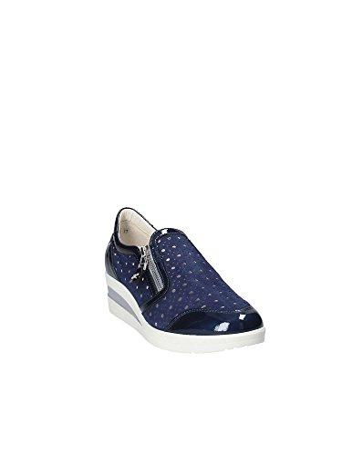Melluso R20116 Zapatos Mujeres Azul