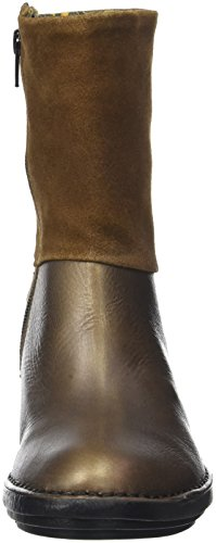 Marron Sina671fly Fly Femme Bottes London B41SBwRqO