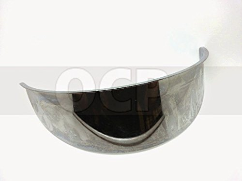 - MOTORCYCLE HARLEY VISORS FOR HEADLIGHTS 5 3/4