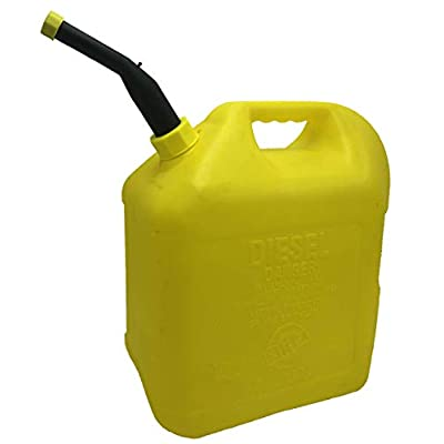 EZ-POUR Rigid Replacement Spout & Vent Kit for Water Jugs and Pre-2009 Gas Cans: Garden & Outdoor
