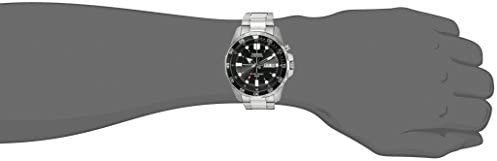 Casio Men's MTD-1079D-1AVCF Super Illuminator Diver Analog Display Quartz Silver Watch WeeklyReviewer