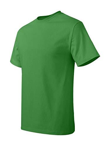Hanes Premium Tagless T's in Shamrock Green - XXX-Large Adult Shamrock Tee T-shirt