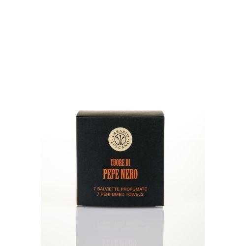 Erbario Toscano Black Pepper Perfumed Towels