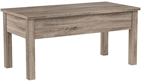 Mainstays Lift-Top Coffee Table (Sonoma Oak) for sale  Delivered anywhere in USA