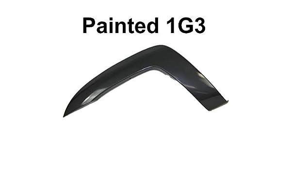 Magnetic Gray Metallic 2005-2011 Tacoma. Color Code 1G3 Genuine Toyota Tacoma Hood Scoop Insert Kit
