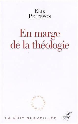 En ligne téléchargement En marge de la théologie pdf